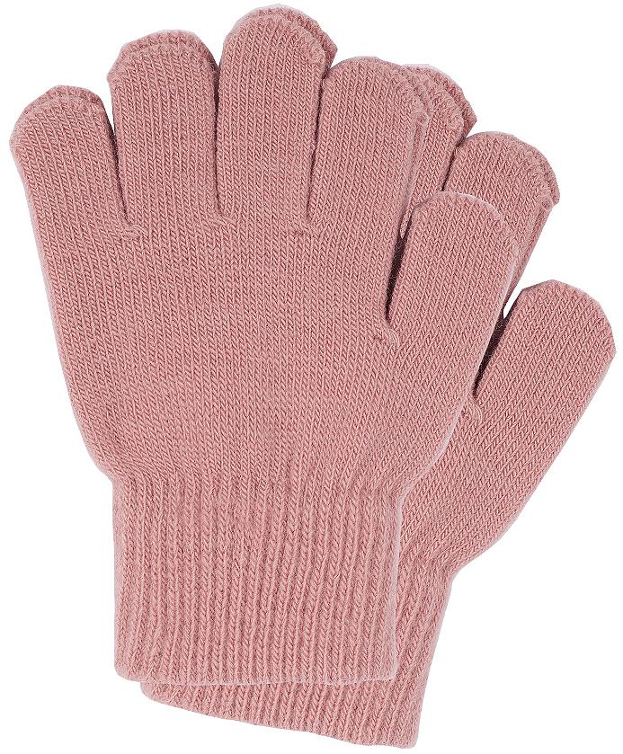 Перчатки детские Button Blue, цвет: розовый. 216BBUX76011200. Размер 16, 9-11 лет216BBUX76011200Детские вязаные перчатки Button Blue, изготовленные из пряжи сложного состава акрила с добавлением полиэстера и хлопка, станут идеальным вариантом для прохладной погоды. Они хорошо сохраняют тепло, мягкие, идеально сидят на руке и хорошо тянутся.Манжеты перчаток связаны плотной резинкой, благодаря чему перчатки надежно фиксируются на ручках малыша. Однотонная расцветка делает эти перчатки стильным и практичным предметом детского гардероба. В них ваш ребенок будет чувствовать себя уютно и комфортно!