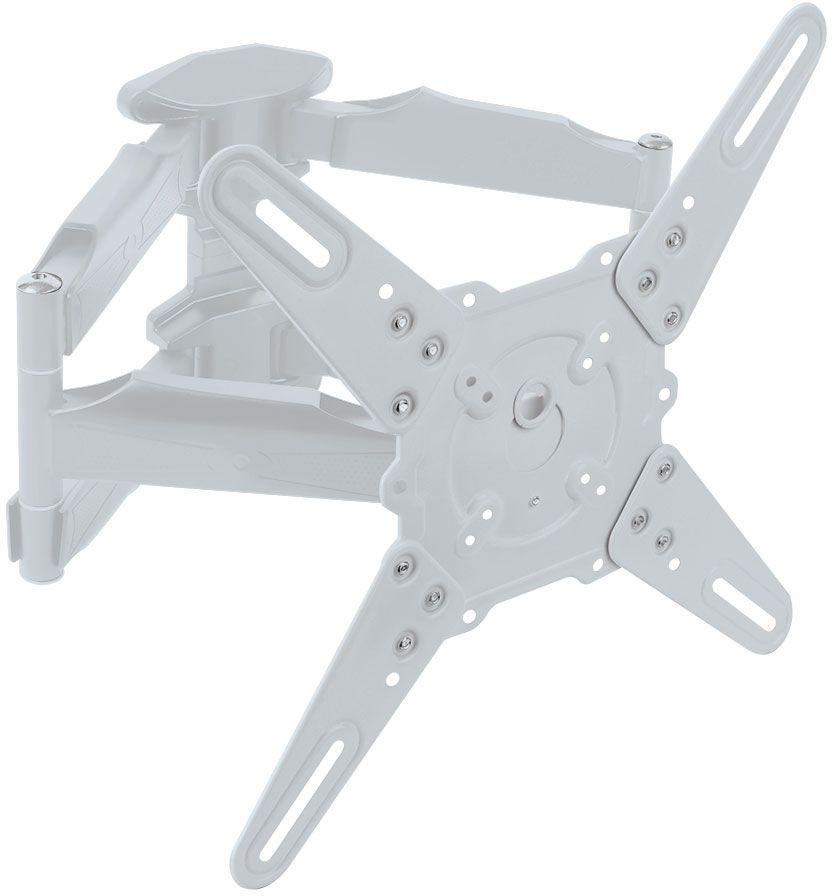Kromax Atlantis-45, White кронштейн для ТВ kromax atlantis 40 grey кронштейн для тв