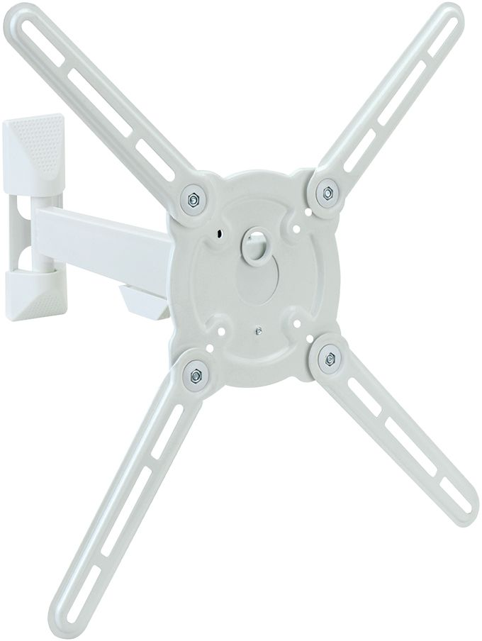 Kromax Atlantis-10, White кронштейн для ТВ - Кронштейны для Hi-Fi и ТВ