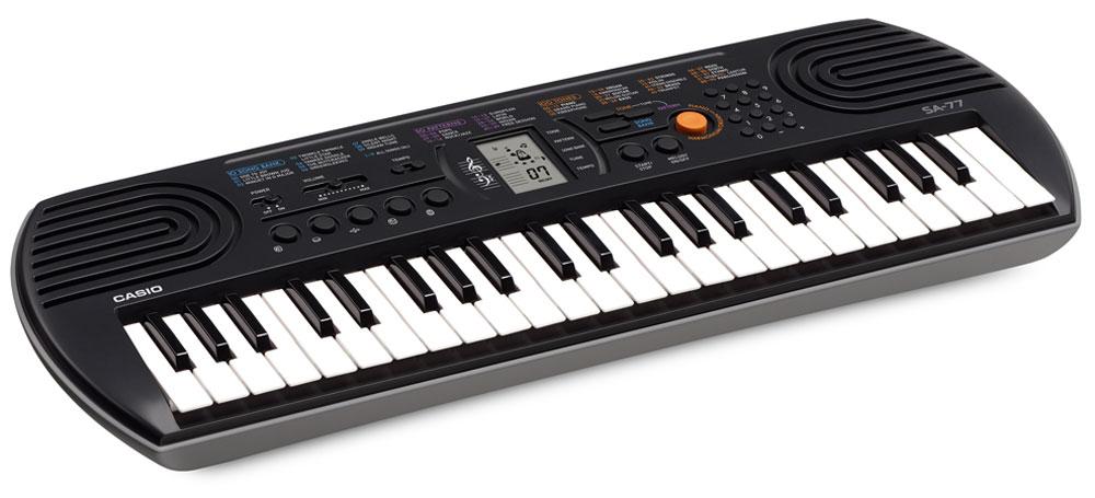 Casio SA-77, Grayцифровой синтезатор Casio