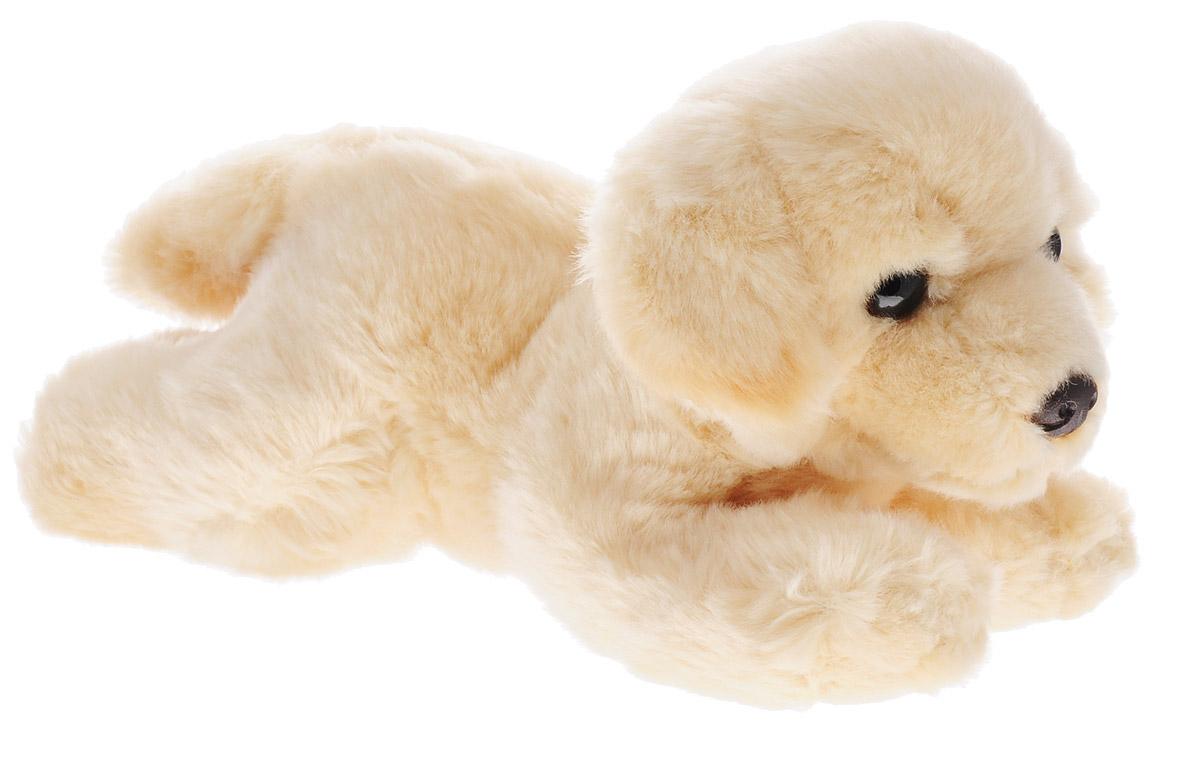 Aurora Мягкая игрушка Палевый лабрадор 28 см книга послушный лабрадор