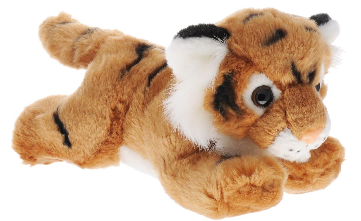 Aurora Мягкая игрушка Тигр коричневый 28 см