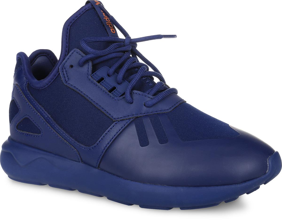 Кроссовки ддля мальчика adidas Tubular Runner, цвет: синий. S78728. Размер 3,5 (35)S78728Кроссовки Tubular Runner с уникальной подошвой из 90-х бросают вызов современности, сохраняя культовый силуэт беговой обуви. Эта модель выполнена из текстурного текстиля со вставками из натуральной кожи и резины, украшена узнаваемыми декоративными элементами Tubular. У изделия дышащая сетчатая подкладка и стелька, выполненная по технологии Ortholite. Подошва двойной плотности из легкого ЭВА в стилистике автомобильных шин. Ультрамодные кроссовки займут достойное место в коллекции вашего ребенка!