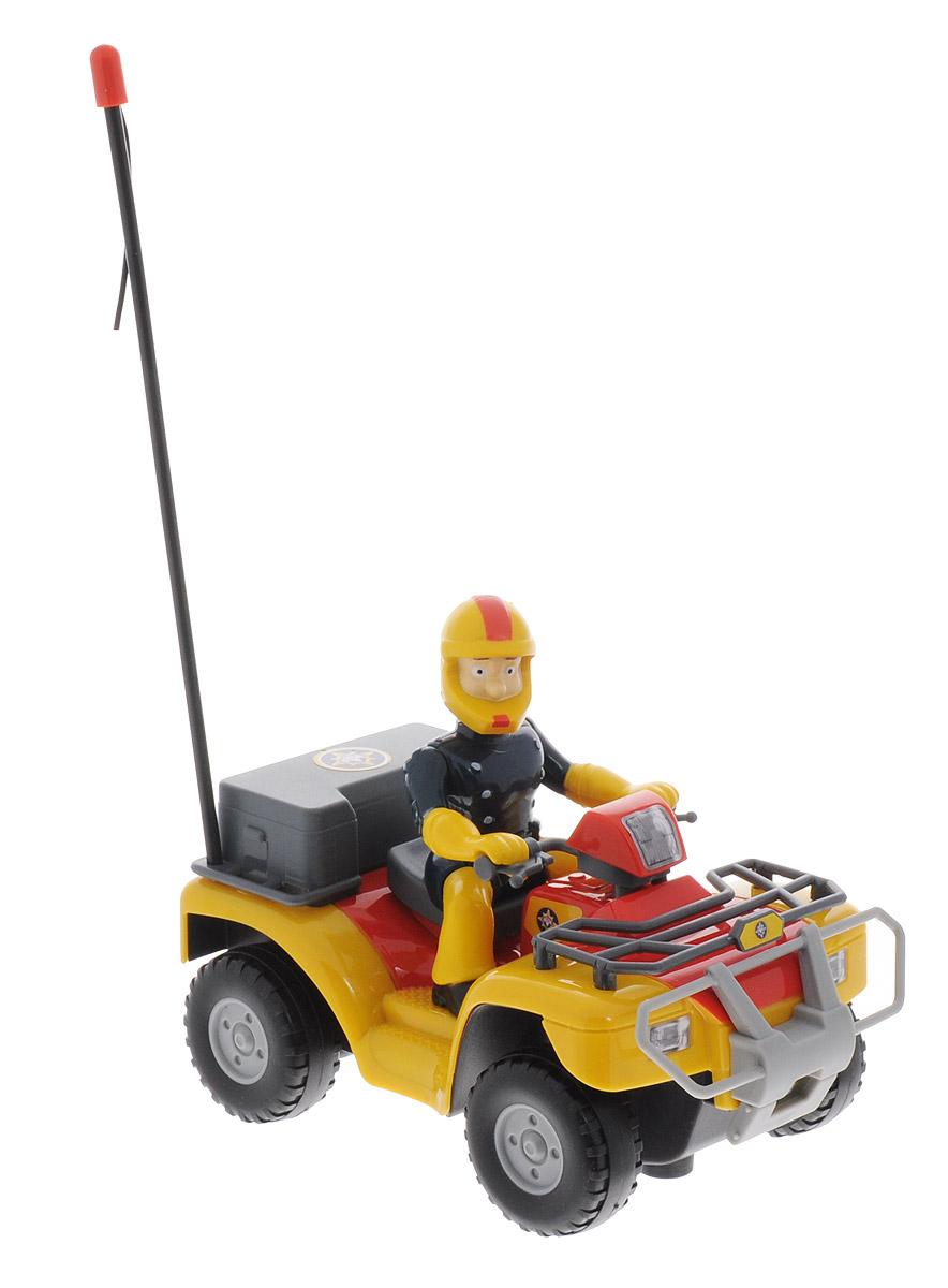 Dickie Toys Квадроцикл на радиоуправлении Пожарный Сэм - Радиоуправляемые игрушки