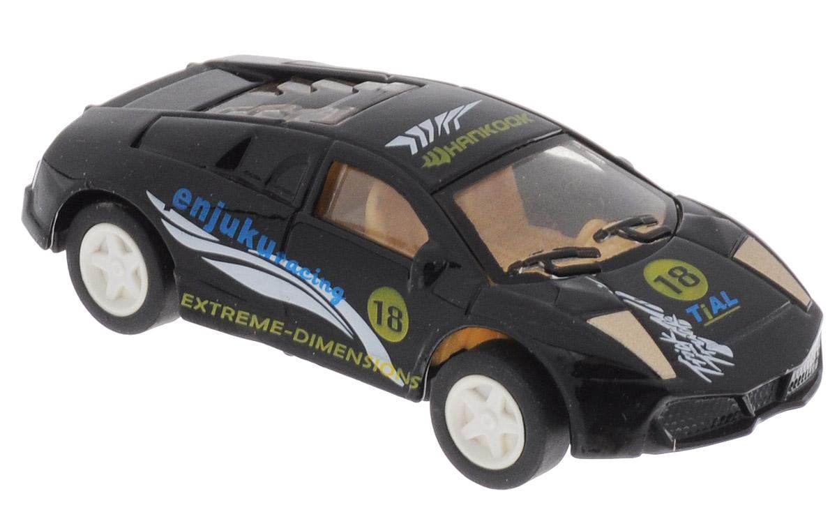 Shantou Машинка инерционная Крутые тачки цвет черный