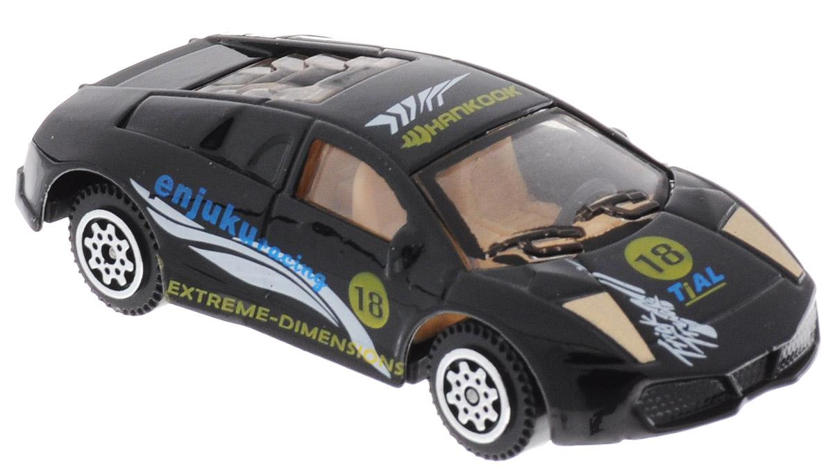 Shantou Машинка Pocket Car цвет черный