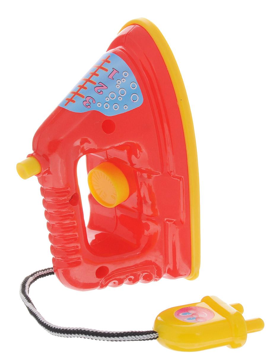 Marek Игрушечный утюг цвет красный желтый smoby игрушечный утюг