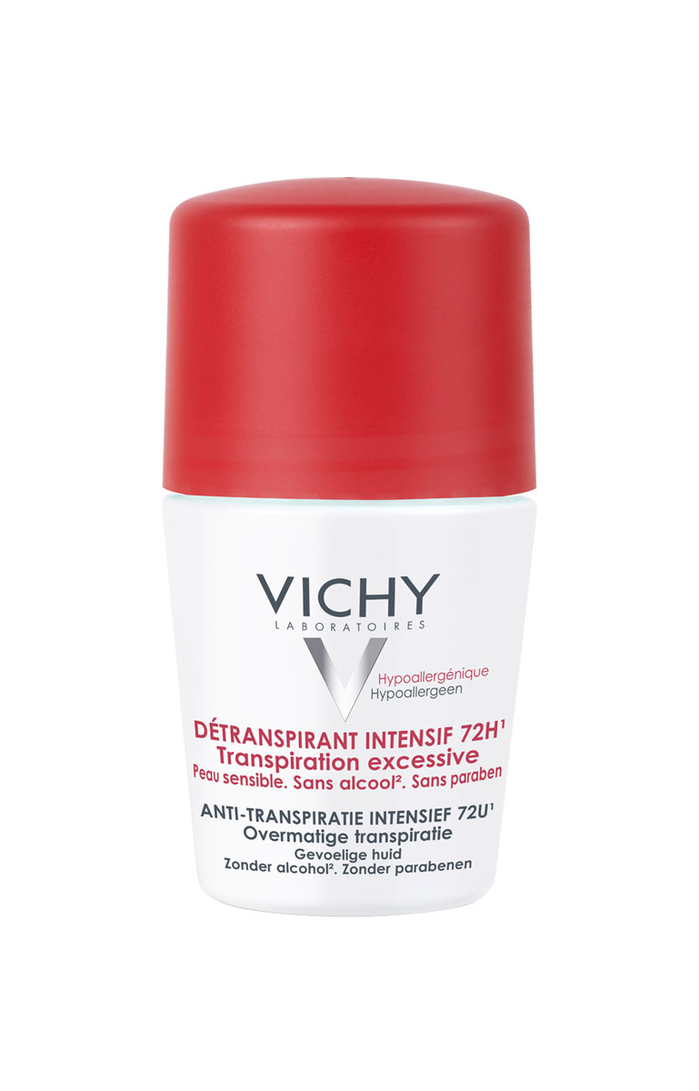 Vichy Дезодорант-антистресс 72 часа защиты, 50 мл vichy 50ml 55