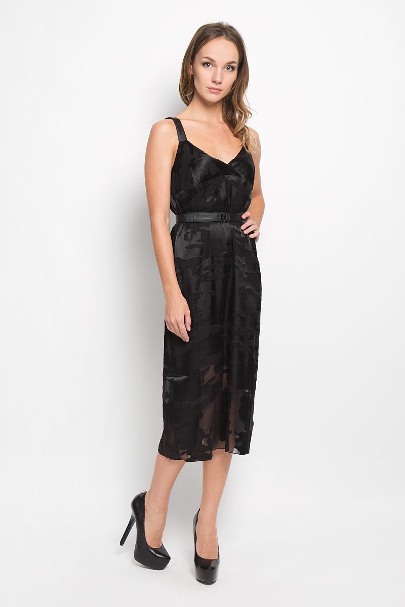 Платье Diesel, цвет: черный. 00STR2-0NANI/900. Размер L (48) diesel 00ss28 0qalm 900
