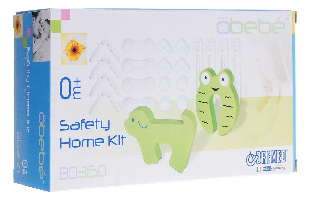 Bremed Защитный набор Безопасный дом -  Блокирующие и защитные устройства
