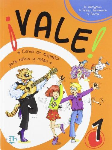 Vale! Pupils Book 1