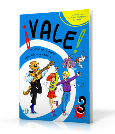 Vale! Pupil's Book 3 vocabulario elemental a1 a2 2cd