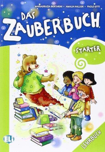 Das Zauberbuch: Lehrbuch Starter