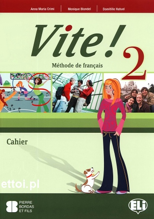 Vite! 2: Activity Book (+ CD) merry team 6 activity book audio cd