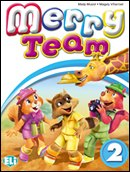 Merry Team 2: Activity Book (+ CD) merry team 6 activity book audio cd