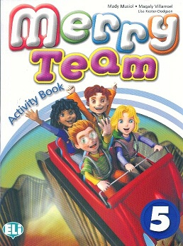 Merry Team 5: Activity Book (+ CD) merry team 6 activity book audio cd