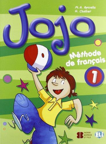 Jojo: Pupil's Book 1 самоучитель по французскому языку для начинающих