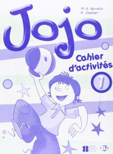 Jojo 1: Activity Book (+ CD) (Songs) jojo 2 students book cd