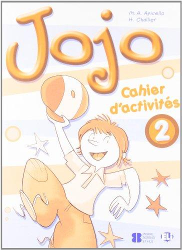 Jojo 2: Activity Book (+ CD) (Songs) jojo 2 students book cd
