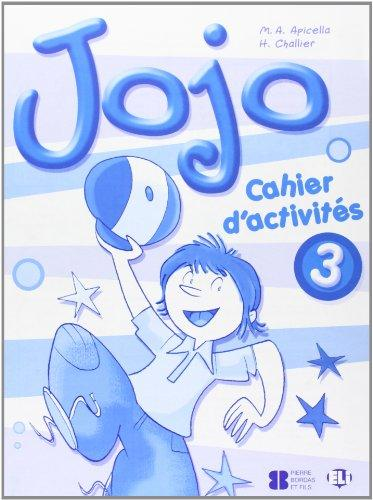 Jojo 3:  Activity Book (+ CD) (Songs) grandi amici 3 activity book