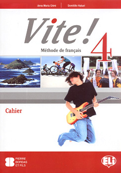 Vite! Cahier 4 (+ CD) парктроник parkmaster vss 4r 01 b1