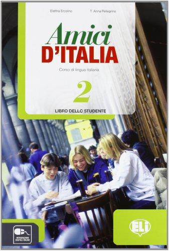 Amici D'Italia: Student'S Book 2 russian essentials серебряный шарм letter u by u jewels