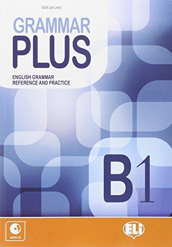 Grammar Plus B1:  Student Book (+ CD) objective ielts advanced student s book with cd rom