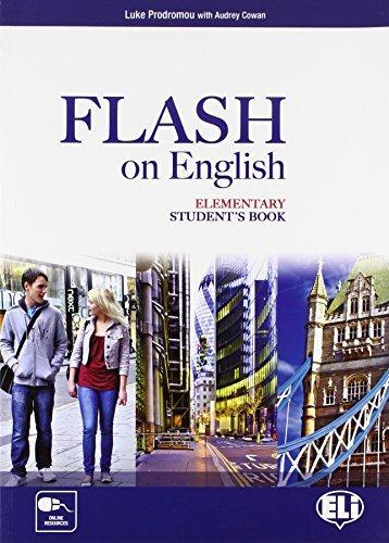 Flash on English: Student'S Book 1 others prodromou luke minardi silvia flash on english elementary wb cd