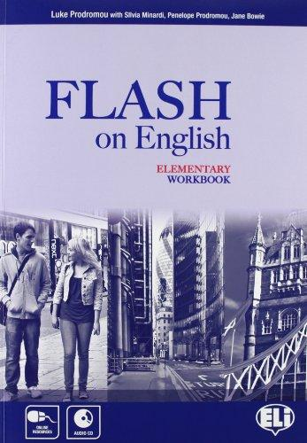 Flash On English Elementary: Work Book (+ CD) global elementary coursebook with eworkbook pack