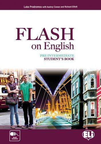 Flash on English: Student'S Book 2 prodromou luke cowan audrey flash on english elementary sb