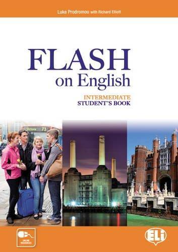 Flash on English: Student'S Book 3 prodromou luke cowan audrey flash on english elementary sb