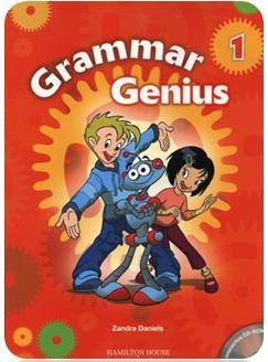 Grammar Genius 1:  Student Book (+ CD-ROM) plus extra beginners student s book cd rom