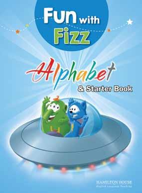 Fun With Fizz: Alphabet & Starter Book fun with fizz junior a activity book