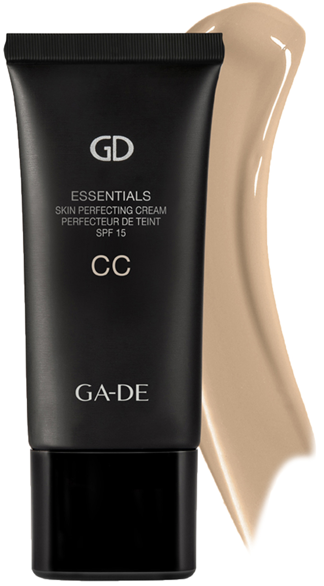 GA-DE CC-крем Essentials Skin Perfecting, тон № 2, 30 мл ga de крем сс essentials skin perfecting no 3