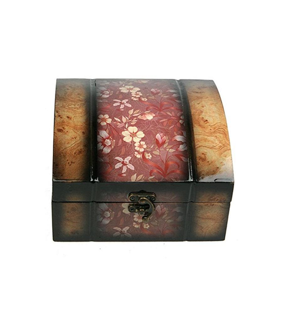 Набор сундучков Roura Decoracion, 3 шт, 18х20х10 см. 34792 набор сундучков roura decoracion 2 шт 42х31х11 см 34752