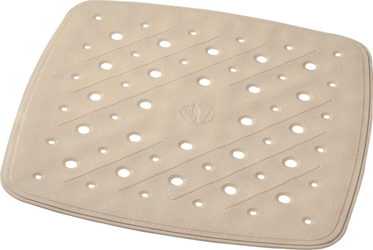 """Высококачественный немецкий коврик Ridder """"Promo"""" создан для вашего  удобства.   Состав и свойства противоскользящего коврика:  - синтетический каучук и ПВХ с защитой от плесени и грибка;  - имеются присоски для крепления.  Безопасность изделия соответствует стандартам LGA (Германия)."""