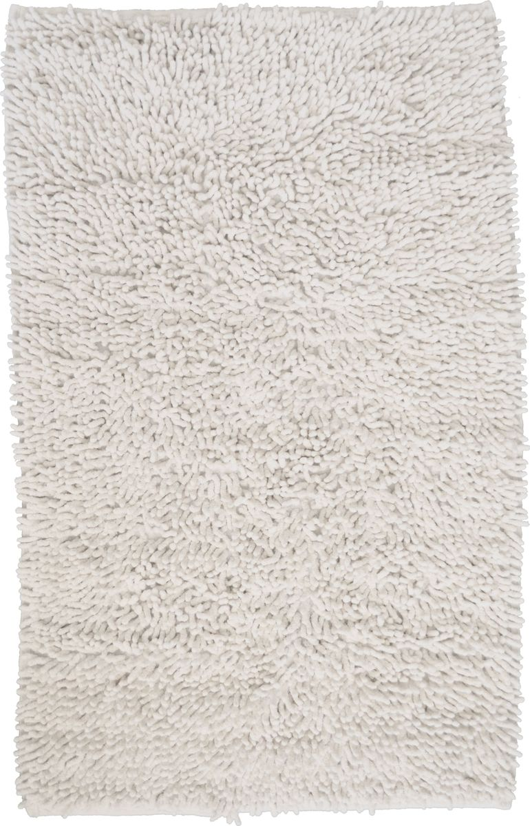 """Коврик для ванной Ridder """"Rasta"""" выполнен из 100% хлопка. Коврик долго прослужит в вашем доме, добавляя тепло и уют, а также внесет неповторимый колорит в интерьер ванной комнаты.  Высота ворса: 30 мм."""