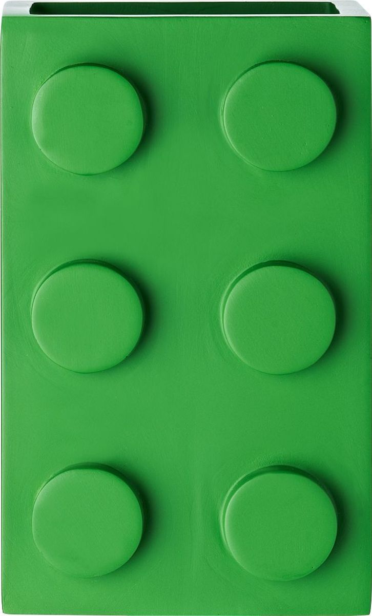 Стакан для ванной комнаты Ridder Bob, цвет: зеленый мыльница ridder bob цвет зеленый
