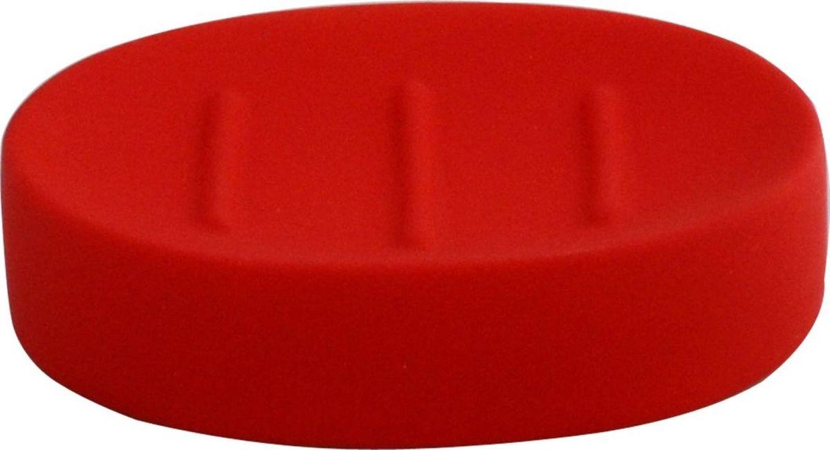 Мыльница изготовлена из керамики и покрыта слоем полирезина.  Экологичный полирезин - это твердый многокомпонентный материал на основе  синтетической смолы, с добавлением каменной крошки и красящих пигментов.