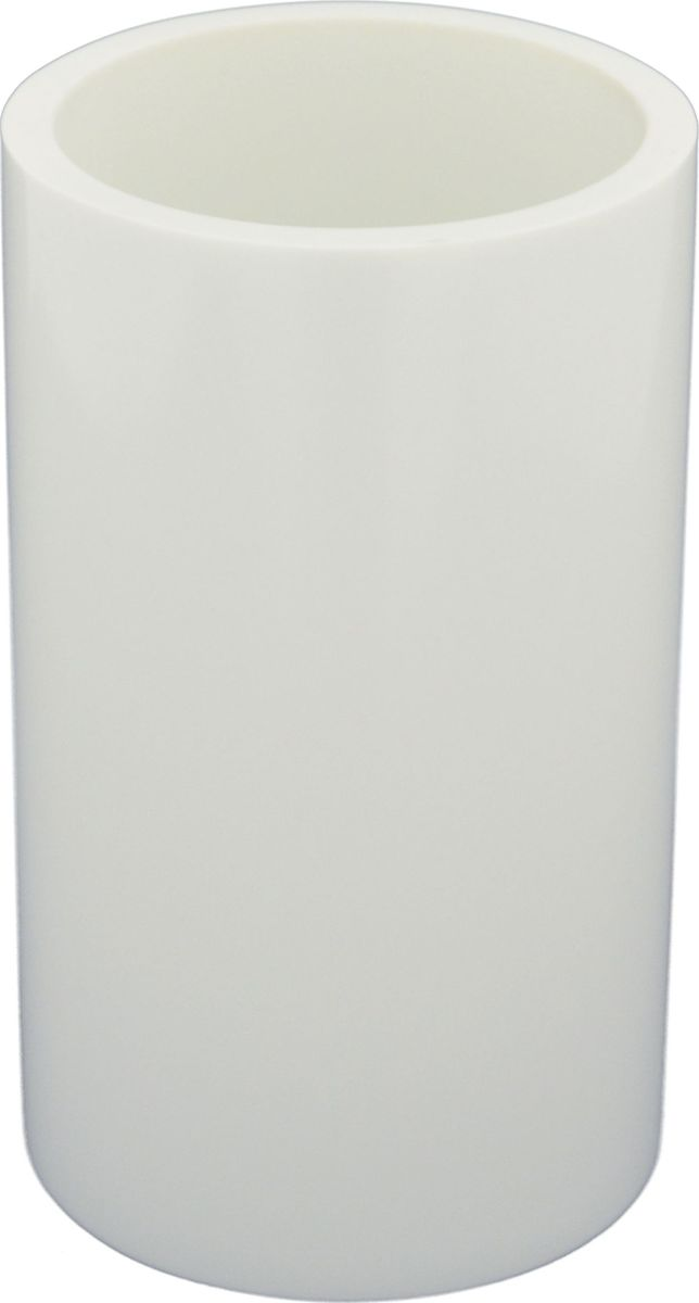 Стакан для ванной комнаты Ridder Paris, цвет: белый