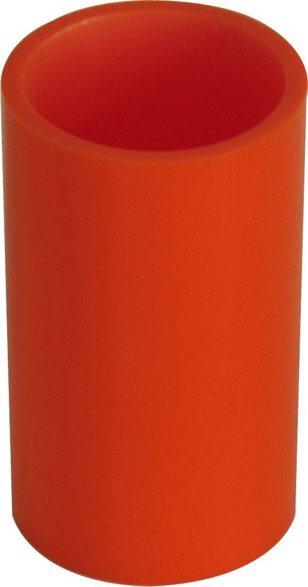 Стакан для ванной комнаты Ridder Paris, цвет: оранжевый