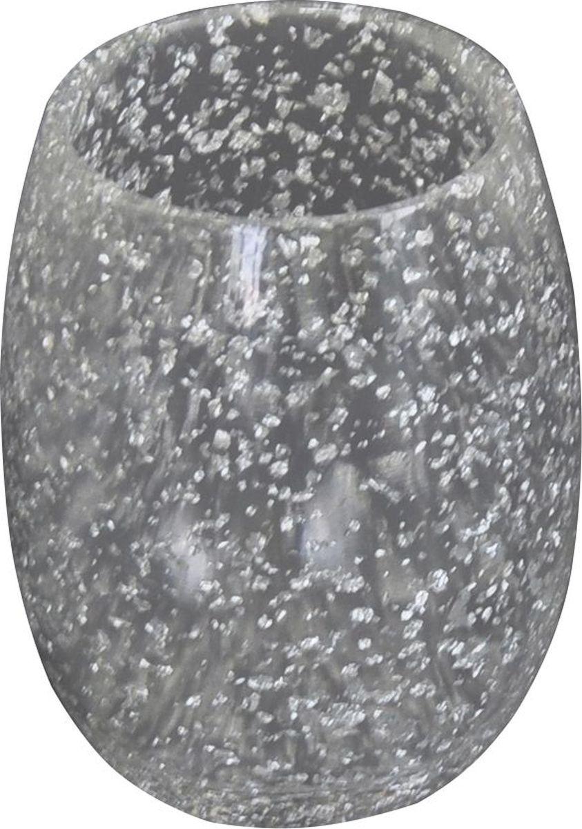Стакан для ванной комнаты Ridder Danzig, цвет: серебряный danzig between east