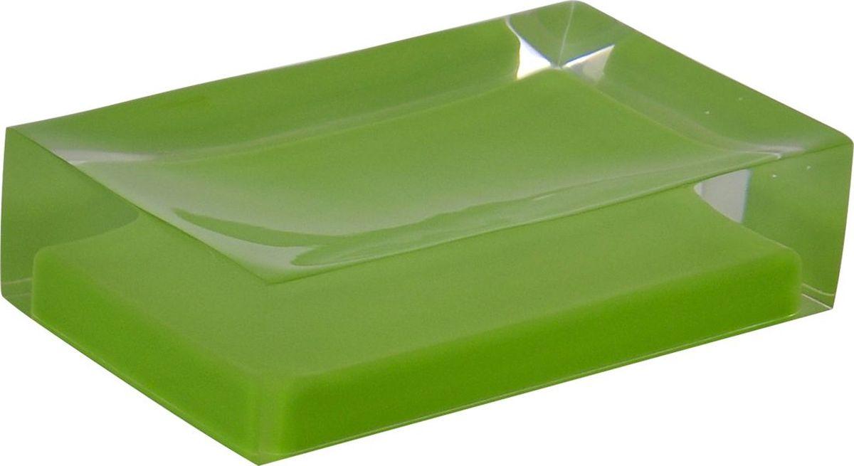 Мыльница Ridder Colours, цвет: зеленый мыльница ridder bob цвет зеленый