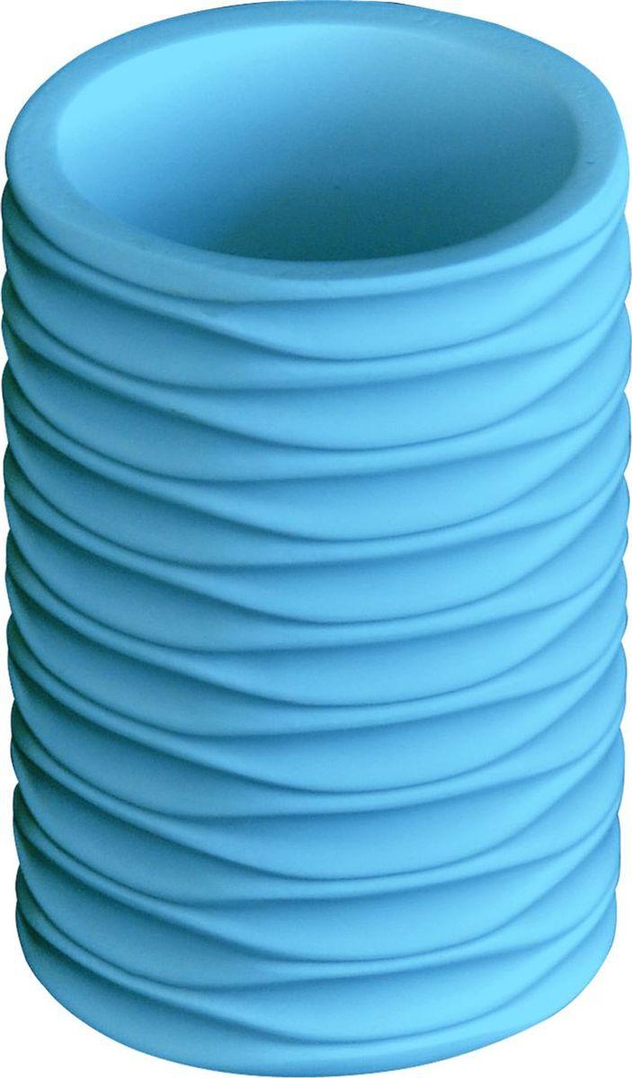 Стакан для ванной комнаты Ridder  Swing , цвет: синий - Аксессуары