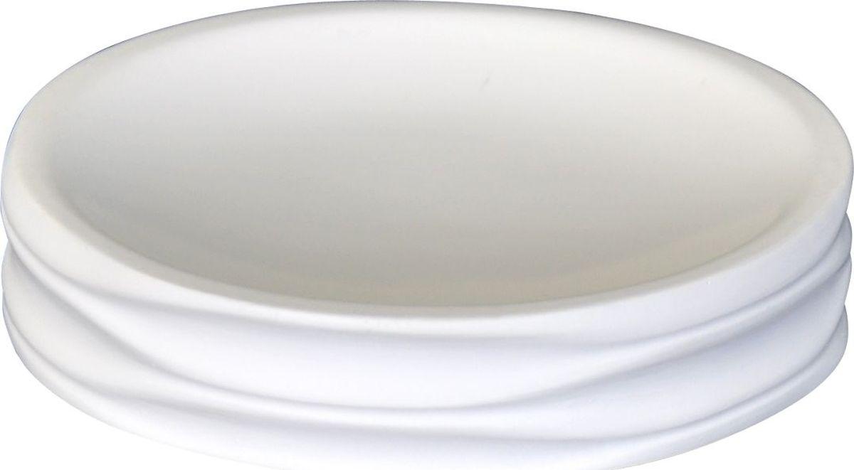 """Мыльница Ridder """"Swing"""" изготовлена из полирезина и устойчива к ультрафиолету.   Экологичный полирезин - это твердый многокомпонентный материал на основе  синтетической смолы, с добавлением каменной крошки и красящих пигментов."""