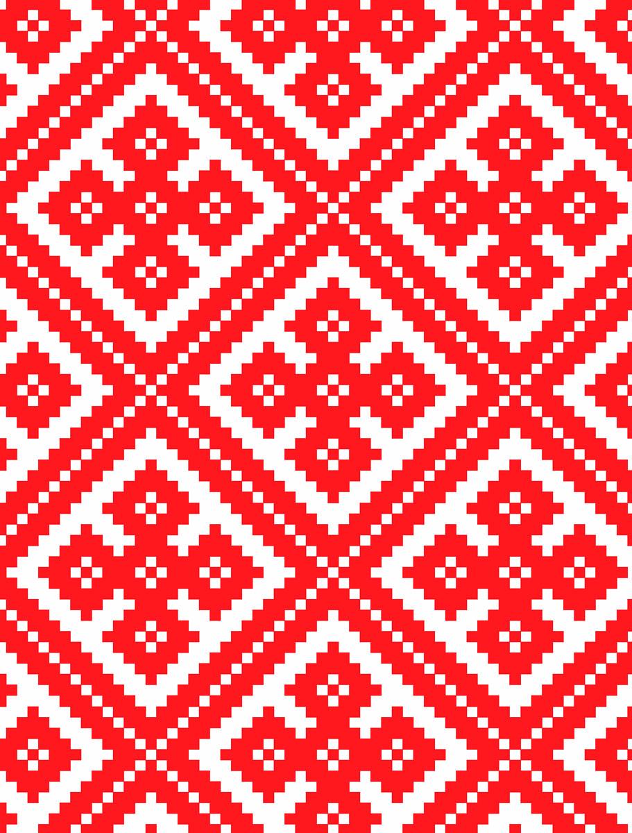 записная книжка 80 листов орнамент 1 18556 Попурри Записная книжка Орнамент 80 листов в клетку/линейку 00545