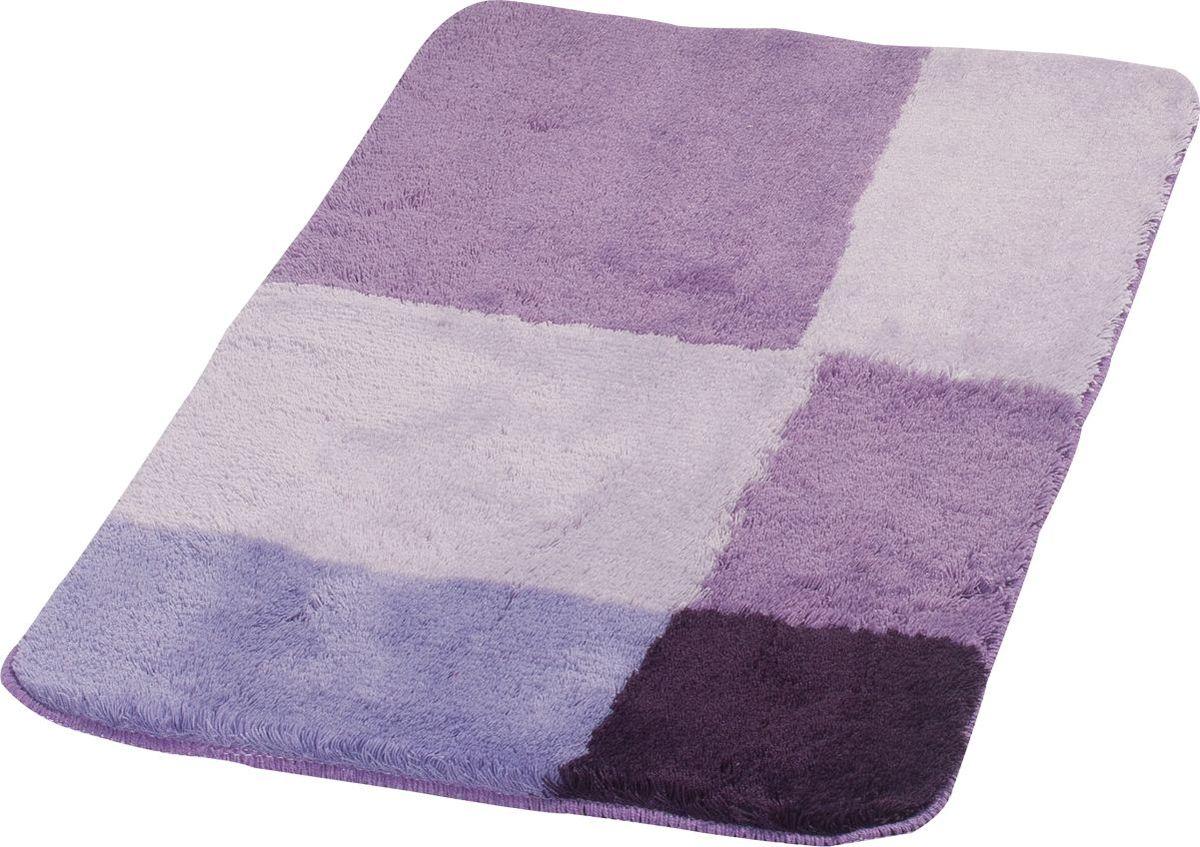 Коврик для ванной Ridder Pisa, цвет: фиолетовый, 70 х 120 см коврик для ванной ikea 001 768 10