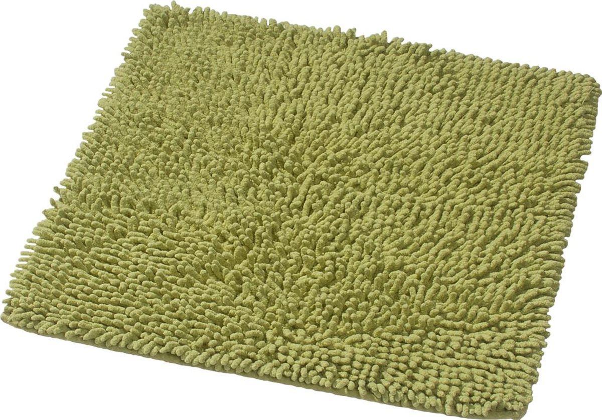 Коврик для ванной Ridder Dakar, цвет: зеленый, 55 х 50 см коврик для ванной ridder grand prix цвет белый синий 55 х 85 см