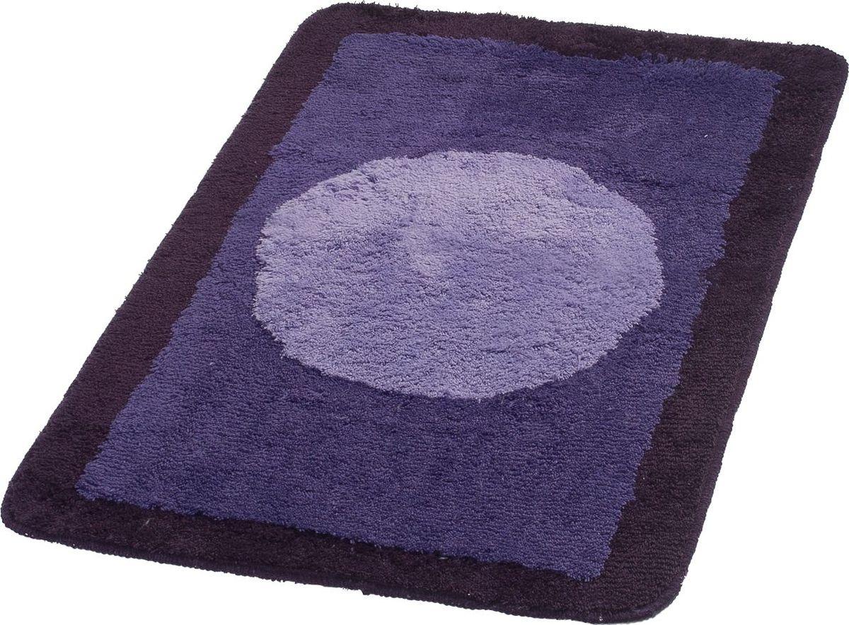 Коврик для ванной Ridder  Macau , цвет: фиолетовый, 70 х 120 см - Коврики
