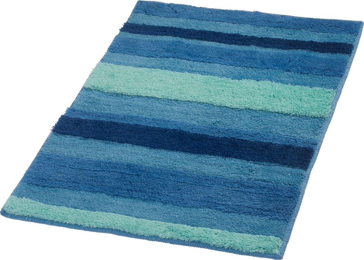 Коврик для ванной Ridder Tutu, цвет: синий, голубой, 60 х 90 см babyono коврик противоскользящий для ванной цвет голубой 70 х 35 см